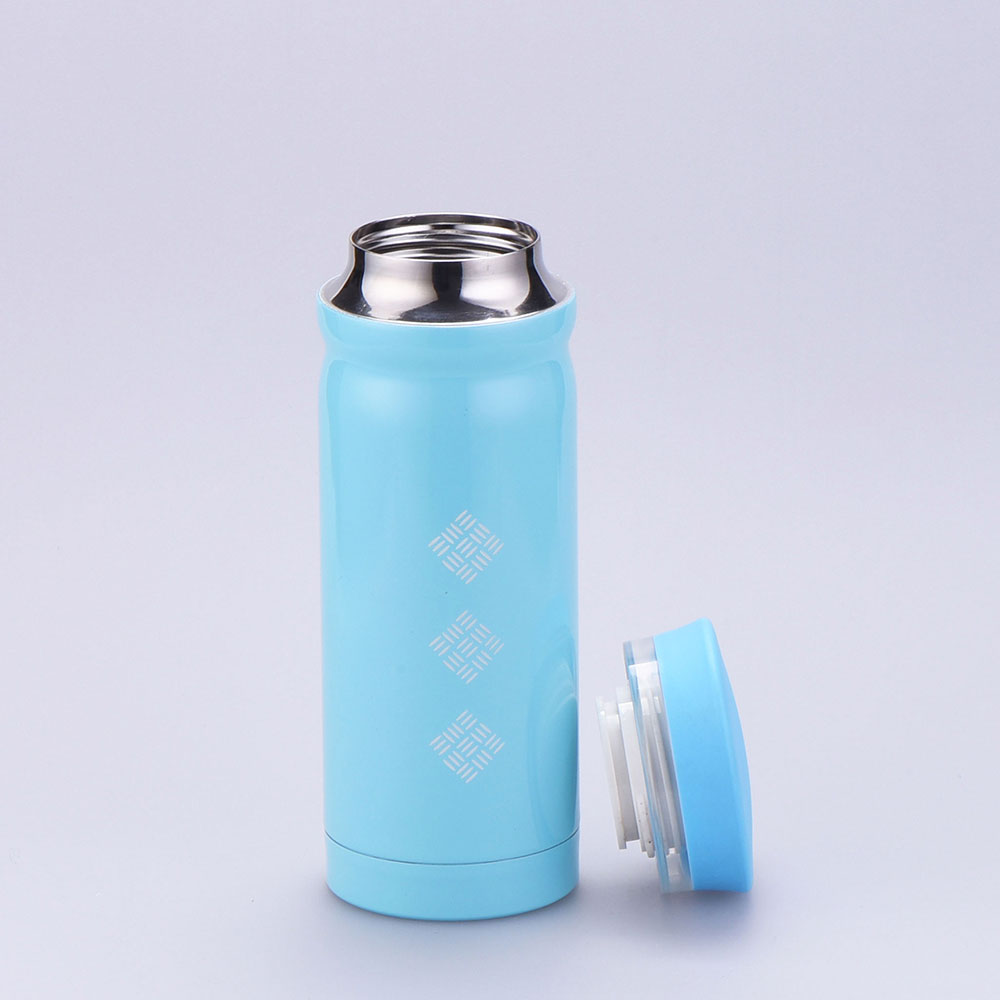 Custom Promotional Vacuum Insulated Thermal Flask 350ml ...